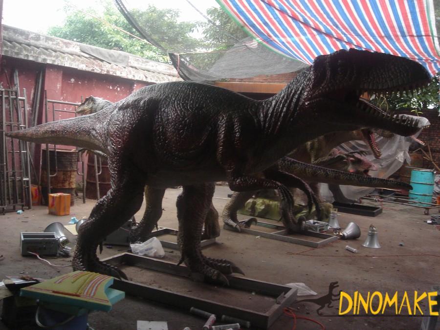 Attractive large Animatronic dinosaur products