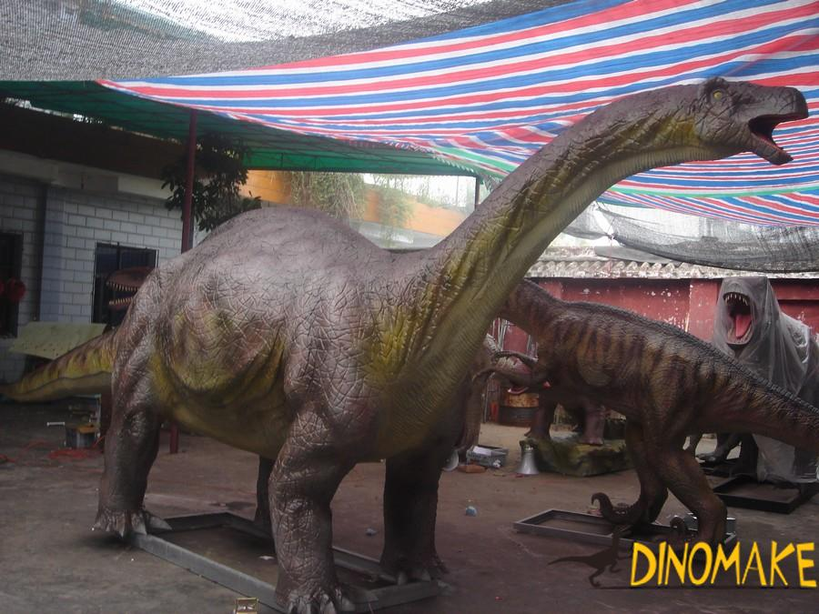 Chinese dinosaur factory sells Animatronic dinosaur procuct