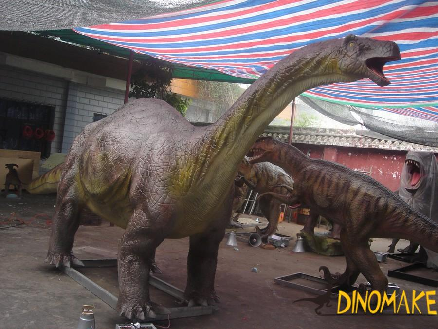 Chinese dinosaur factory sells Animatronic dinosaur products