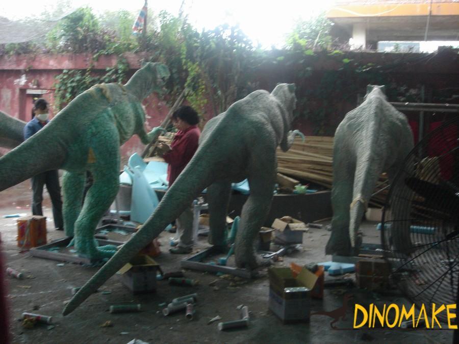 Chinese dinosaur factory sells Animatronic dinosaur
