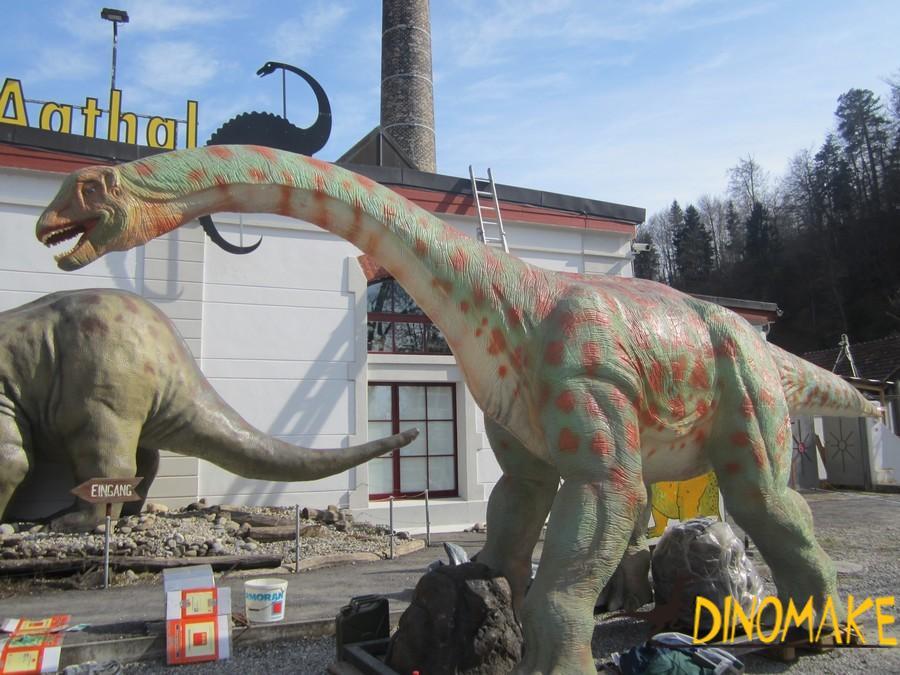 Customized product Animatronic dinosaur for sale
