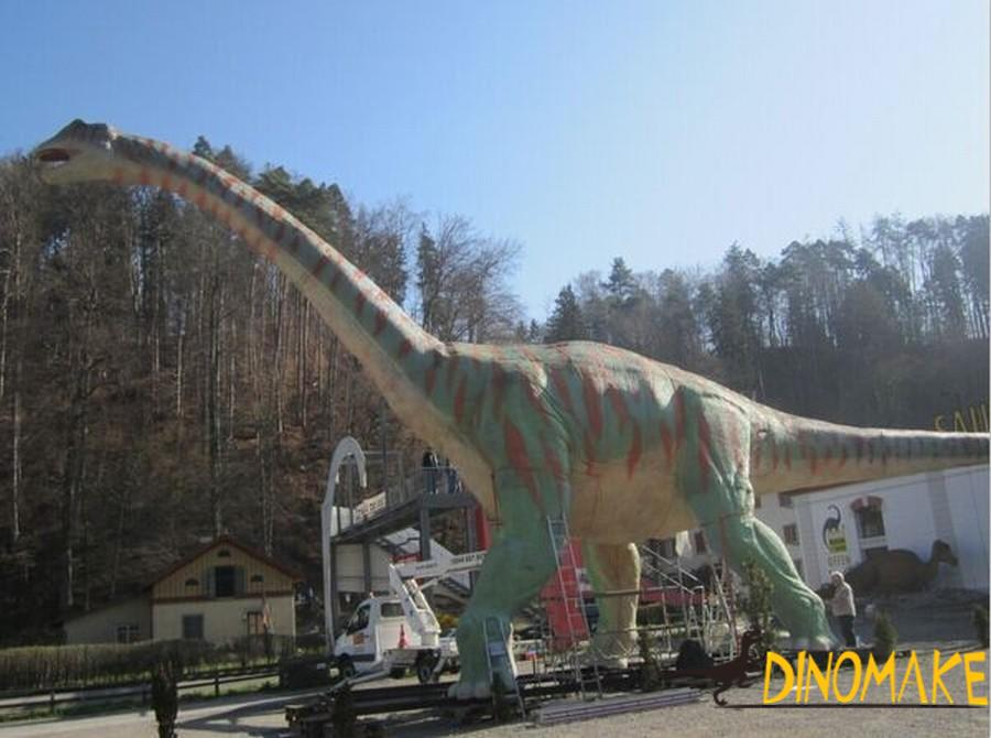 Customized product Animatronic dinosaur model for sale