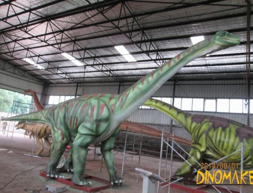Customized product Animatronic dinosaur model for sale