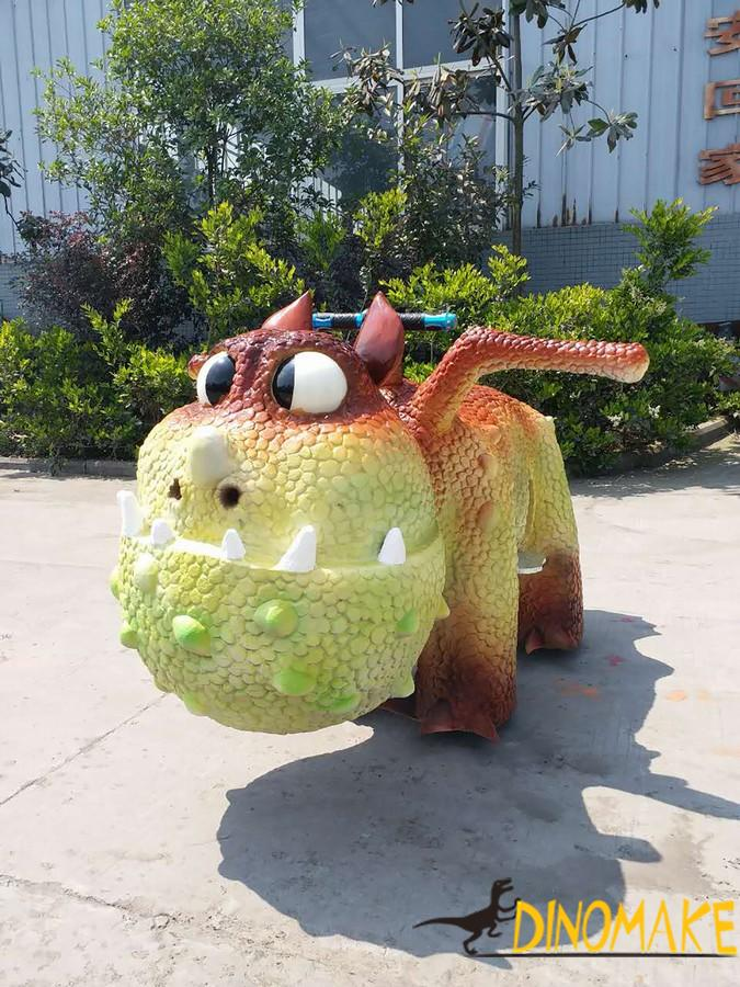 Dinosaur Ride Product in Company