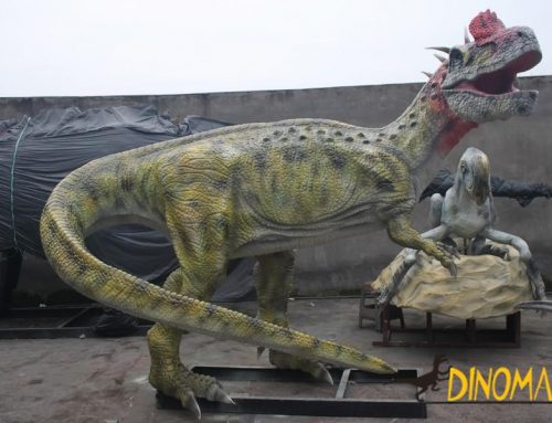 Dinosaurs can have minds if they were not extinct?