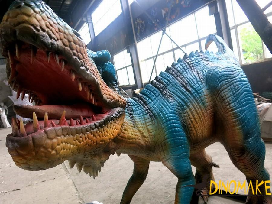 French Animatronic dinosaurs