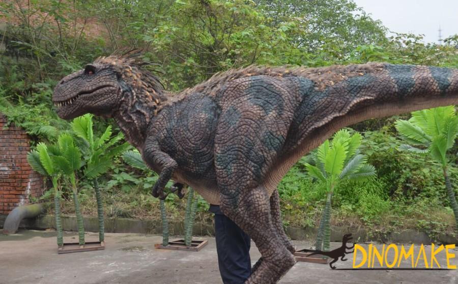 Giant Animatronic dinosaur costume