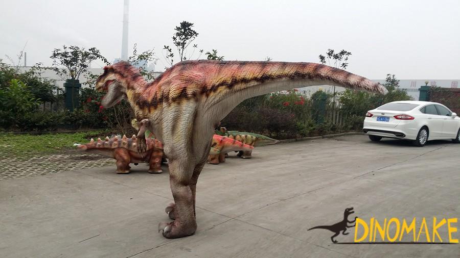 Handmade Animatronic Dinosaur Tyrannosaurus costume