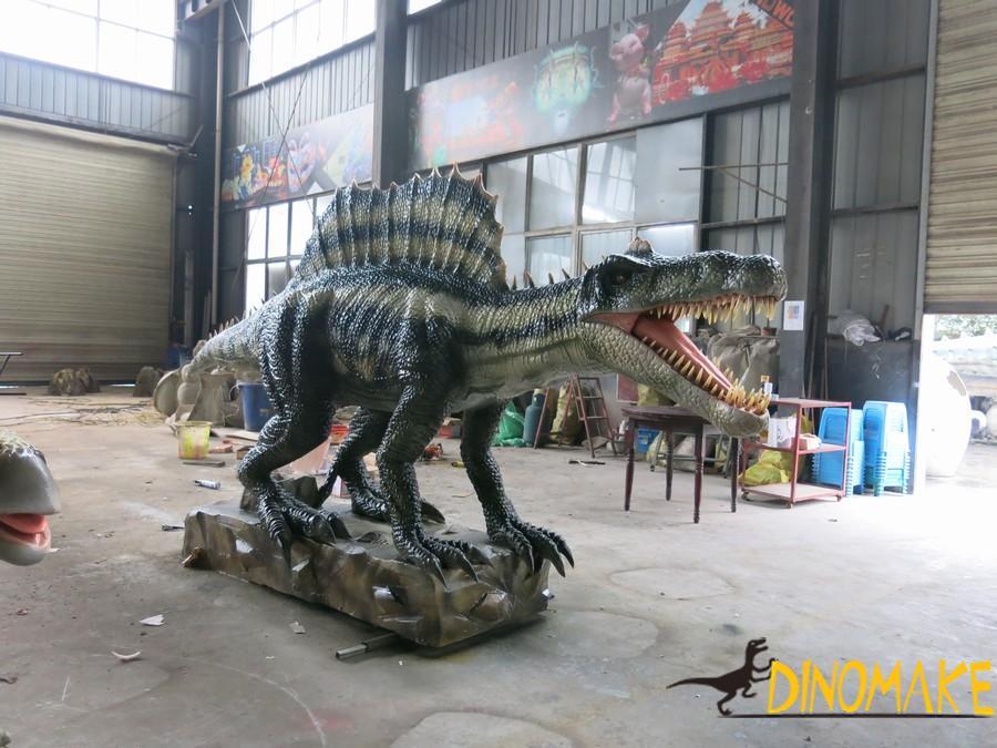 High Realistic Animatronic Dinosaur Spinosaurus dinosaur