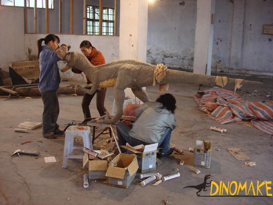 Hot Animatronic Dinosaur for sale