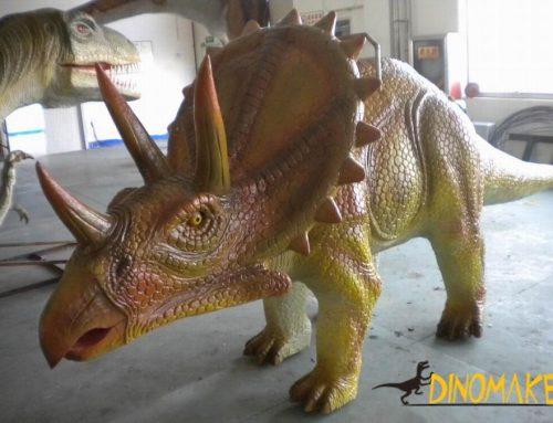 Large Jurassic Park live-action Animatronic Dinosaur