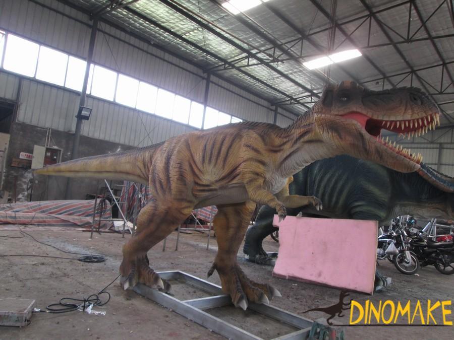 Jurassic Park Real Size T-rex Animatronic Dinosaurs Robot