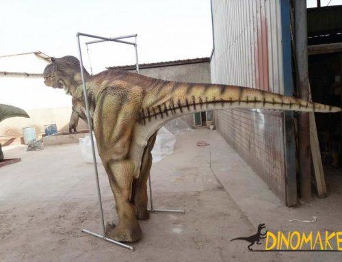 Jurassic Park T-Rex walking dinosaur Costume