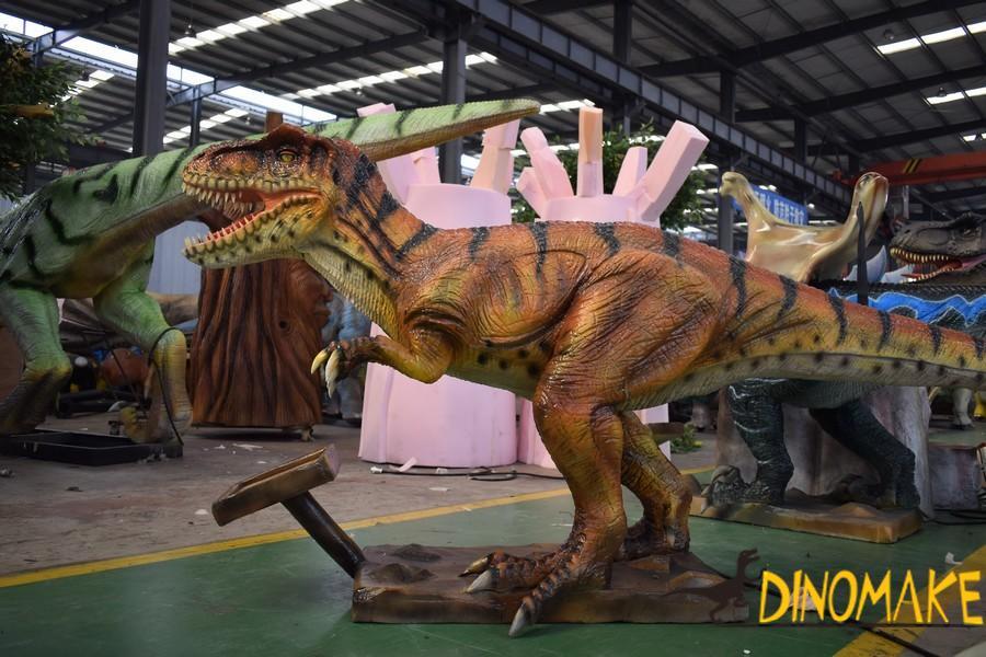 Jurassic World Park Animatronic Dinosaur T-Rex