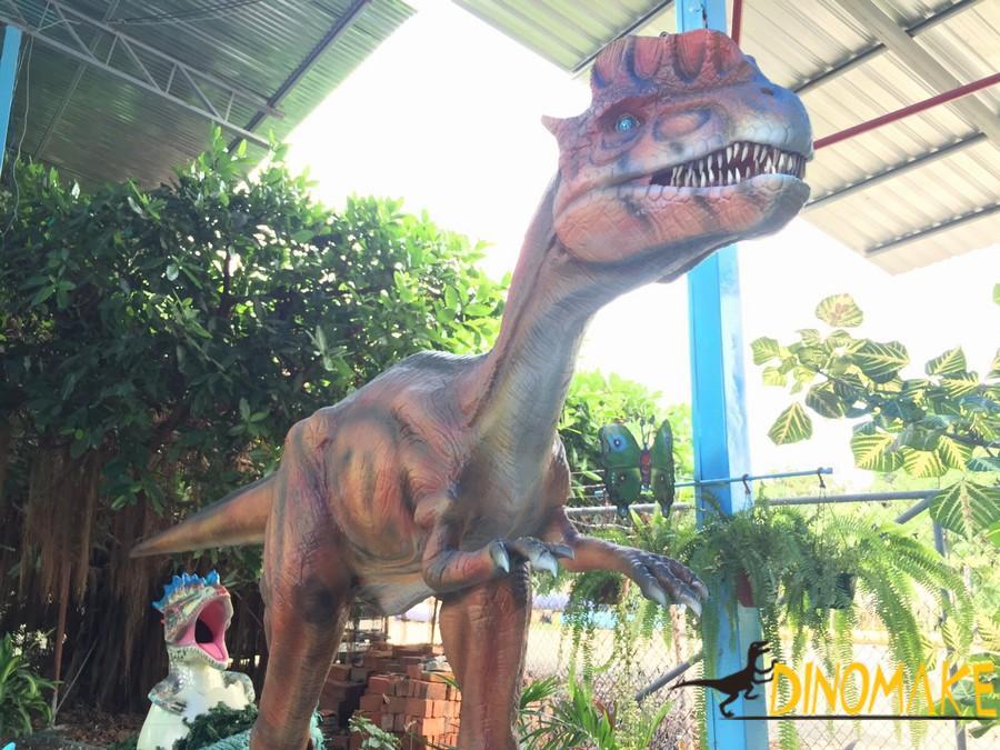 Large professional Animatronic dinosaur of children's entertainment