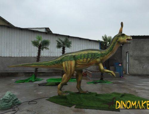 Sale of life-size Animatronic dinosaur Tsintaosaurus