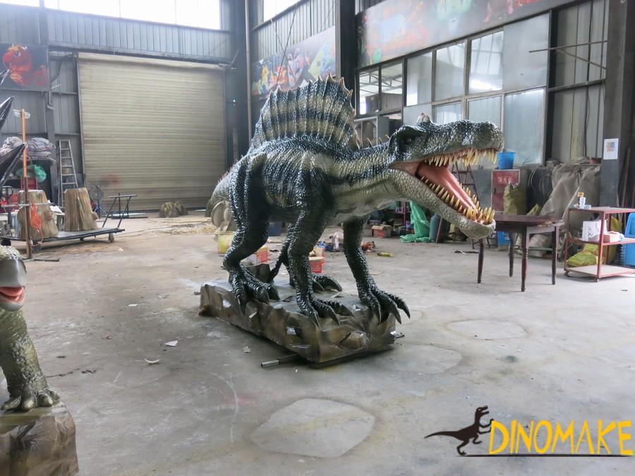 Life-size High Realistic Animatronic Dinosaur