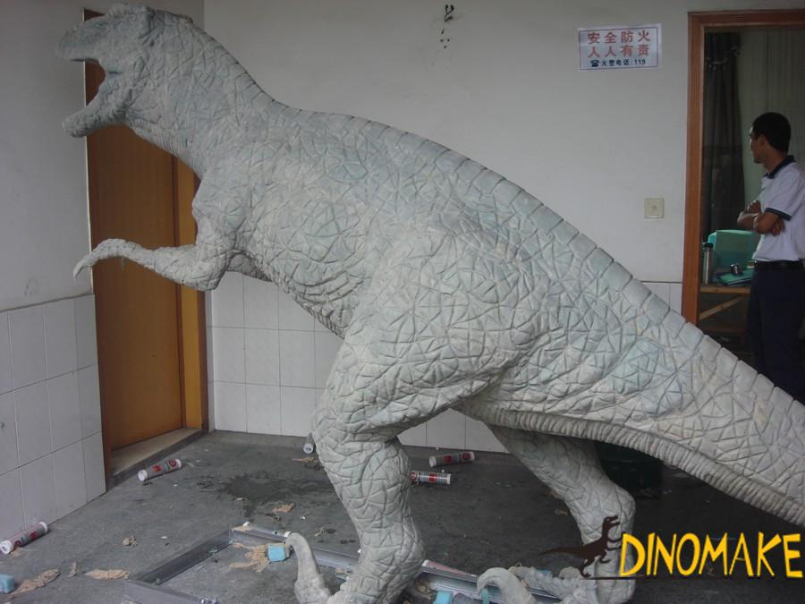 Life-size attractive mechanical Animatronic dinosaurs