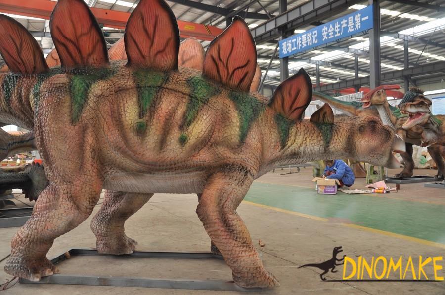 Life-size robot mechanical real Animatronic dinosaur