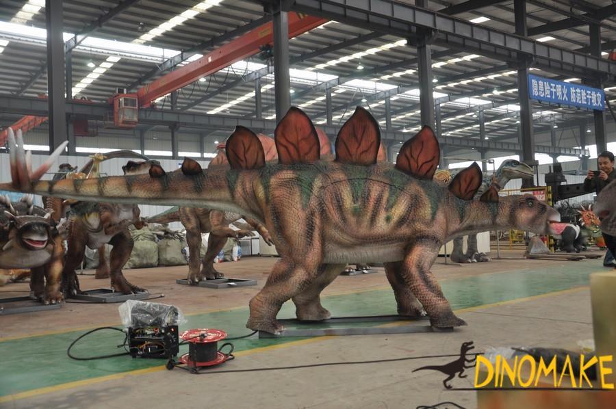 Life-size robot mechanical real Animatronic dinosaurs