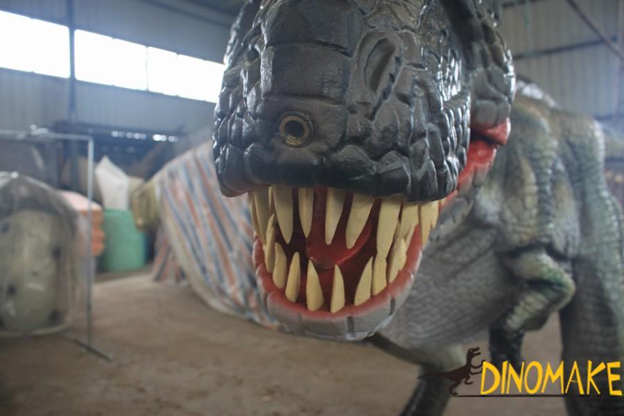 New Realistic walking dinosaur costume