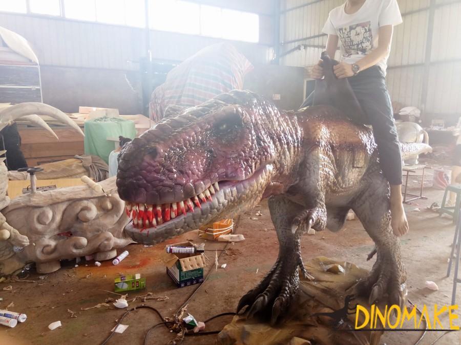 New T-Rex Animatronic dinosaur model for sale