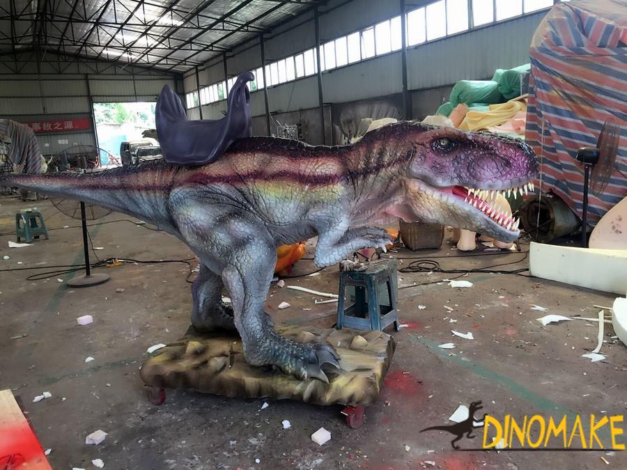 New life-sized Animatronic dinosaur model for sale