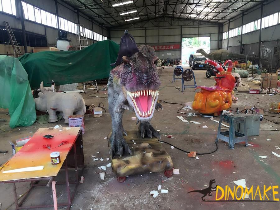 New life-sized T-Rex Animatronic dinosaur model for sale
