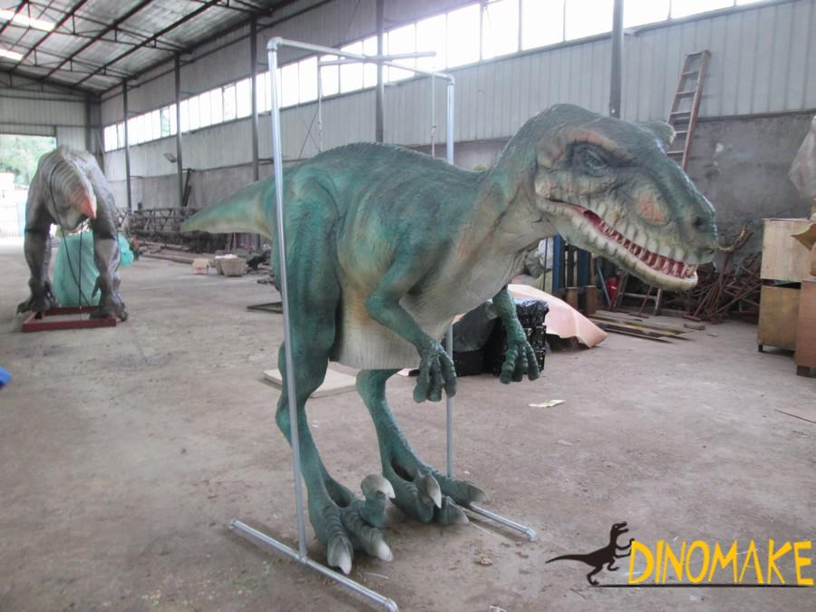 Newly T-Rex dinosaur costumes operated