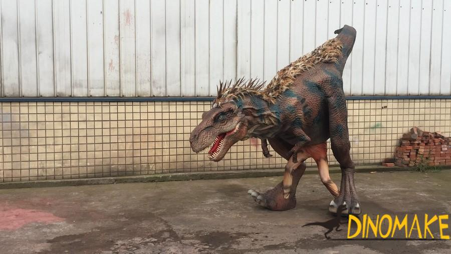 Our dinosaur costume are sold throughout the Halloween season