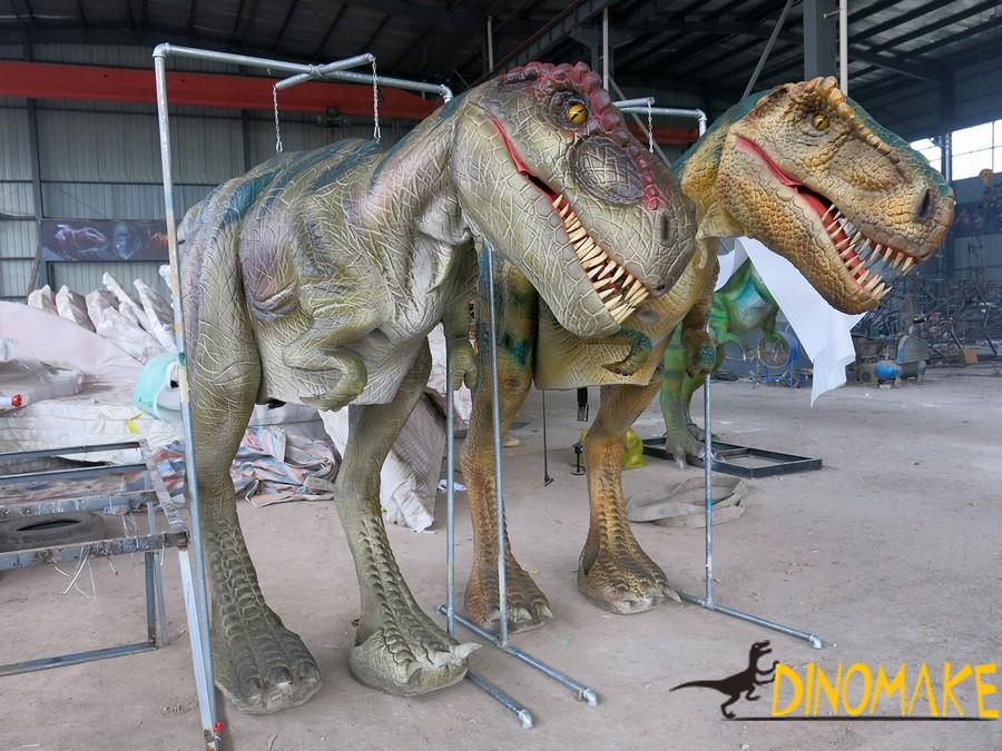 Outdoor large size dinosaur Costume
