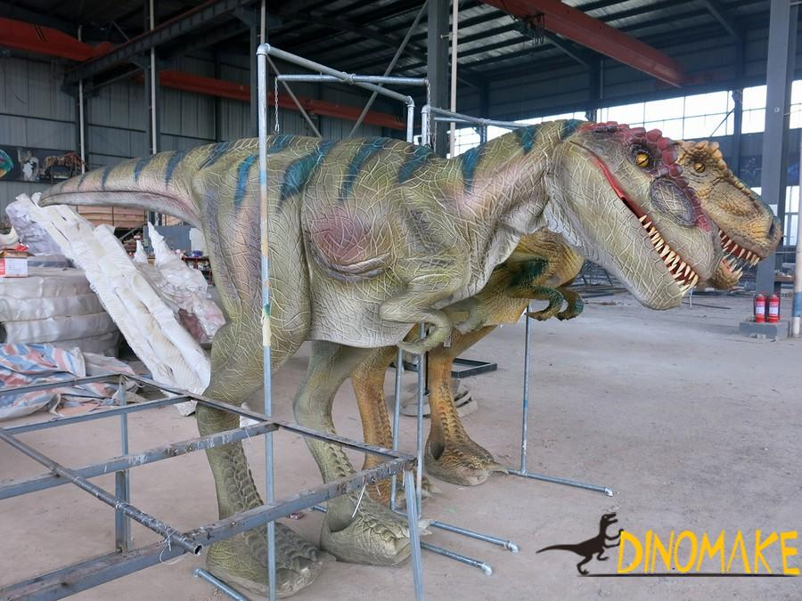 Outdoor large size mechanical dinosaur Costume