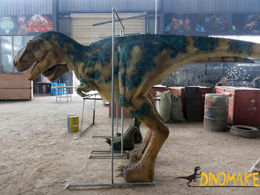 Outdoor large size mechanical dinosaur Costumes from models