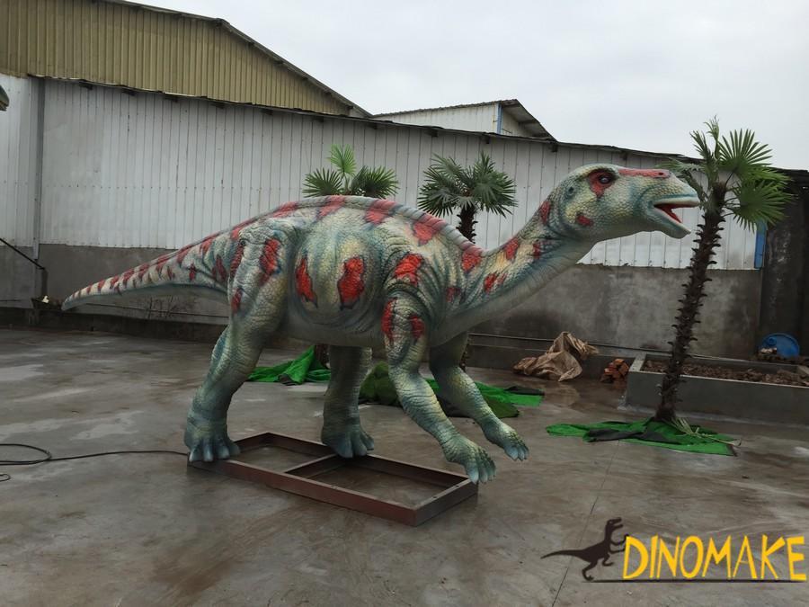 Outdoor playground equipment Animatronic Dinosaur for Sale