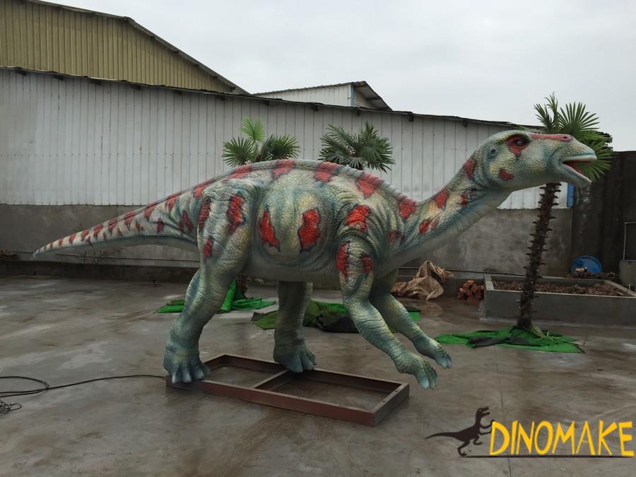 Outdoor playground equipment Animatronic Dinosaur