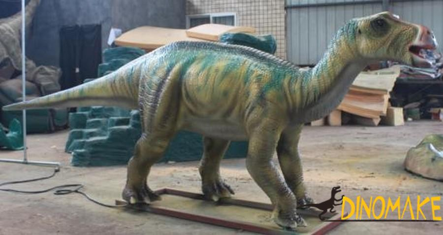 Outdoor playground equipment Animatronic Dinosaurs for Sale