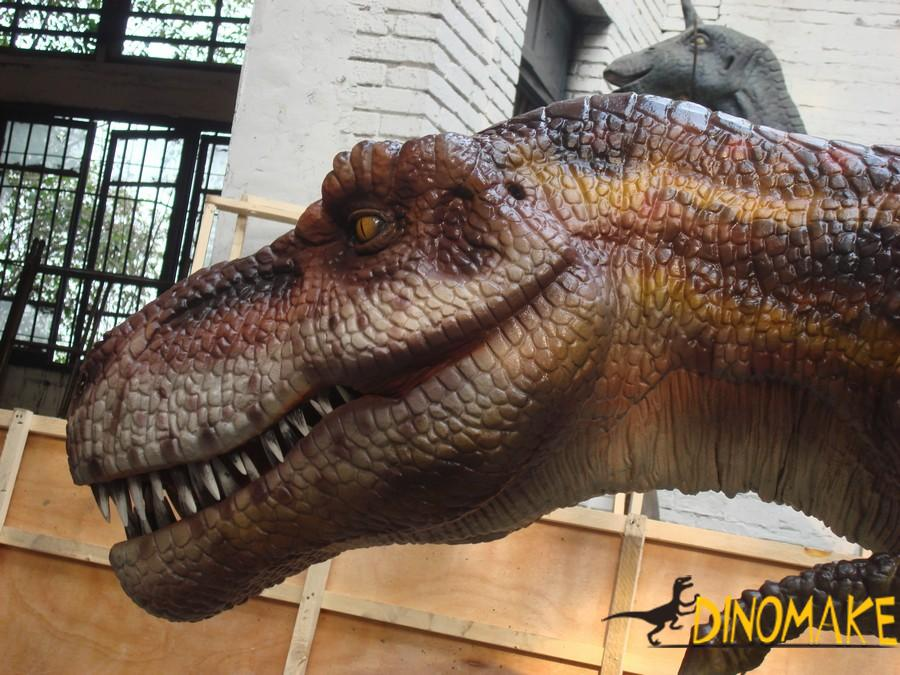 Outdoor playground model Animatronic Dinosaurs for sale