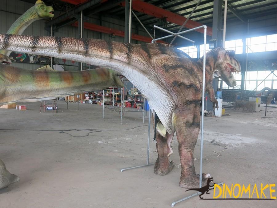 Park Animatronic Dinosaur Costume For Kiddie