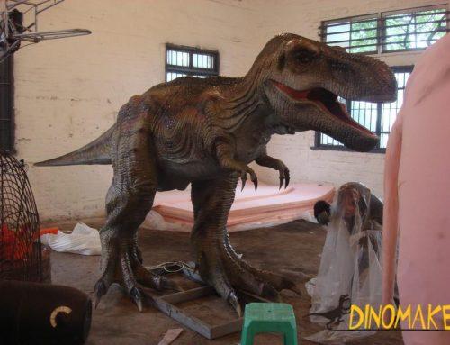 Professional manufacturing Animatronic dinosaur