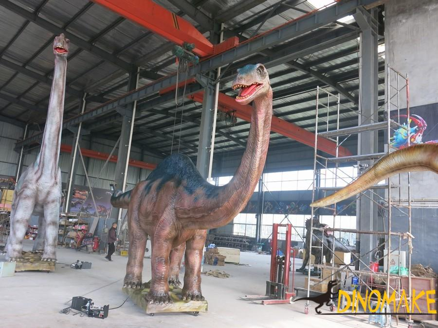 Profitable Interactive Entertainment Animatronic Dinosaur Products