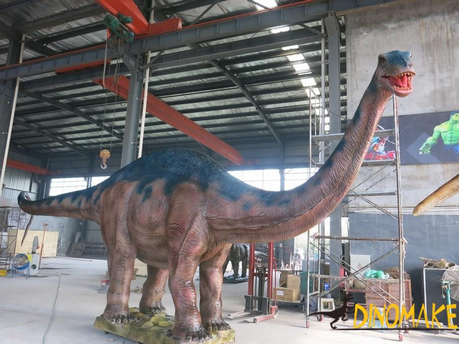 Profitable Interactive Entertainment Animatronic Dinosaur