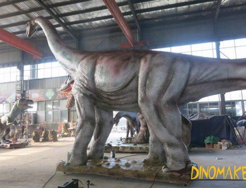 Realistic Animatronic dinosaur of Zigong dinosaur manufacturer