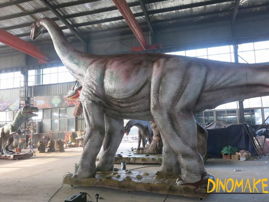 Real Animatronic dinosaur of Zigong dinosaur manufacturer