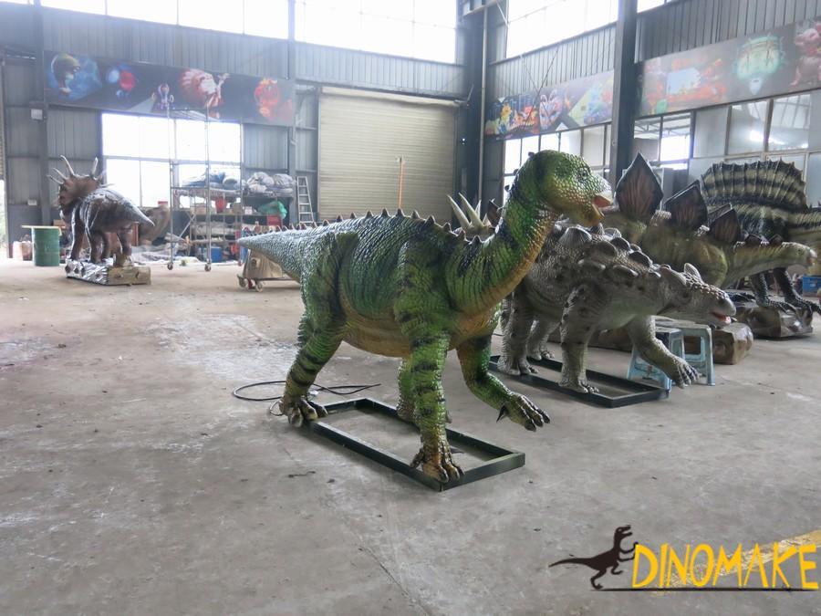 Real Animatronic dinosaurs