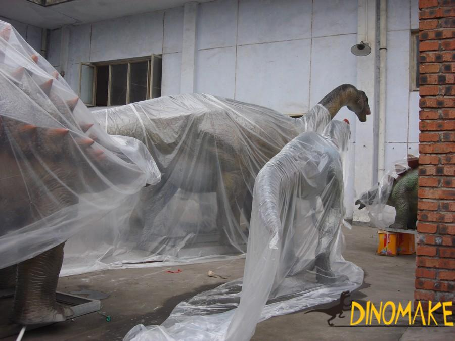 Realistic Animatronic Dinosaur Products Halloween for Adult