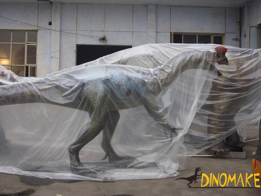Realistic Animatronic Dinosaur Products Halloween