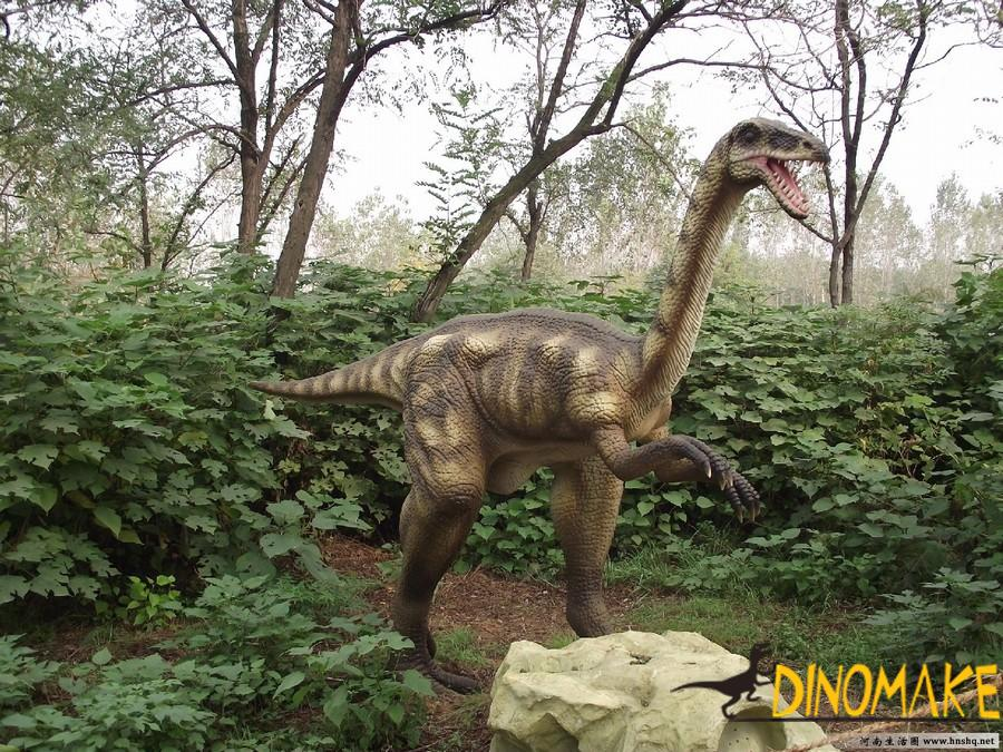 Realistic Animatronic dinosaur party in China