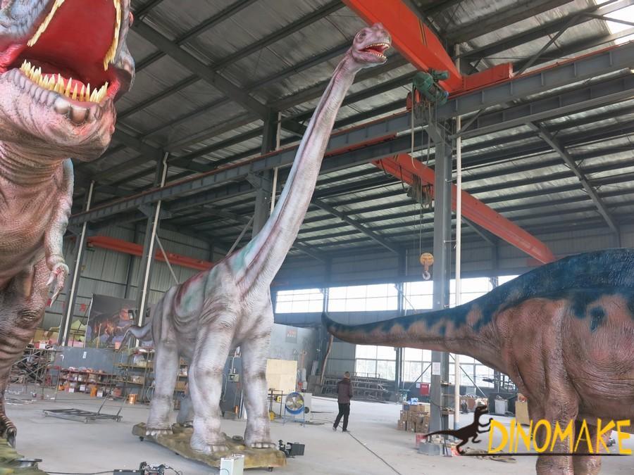 Realistic Animatronic dinosaurs of Zigong dinosaur manufacturer