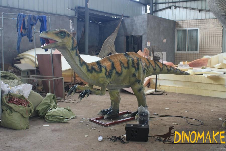 Realistic Animatronic dinosaurs party in China