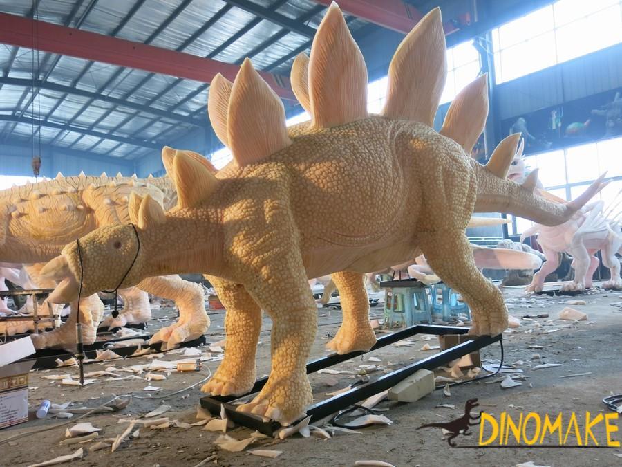 Robot mechanical real Animatronic dinosaur